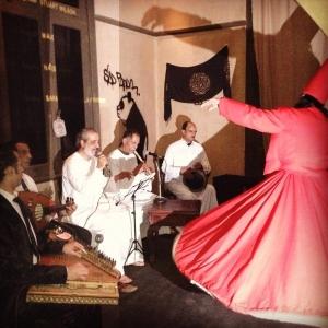 حفل عامر التوني في بالكون هليوبوليس